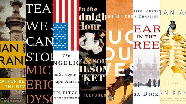 The 7 Best Books of January