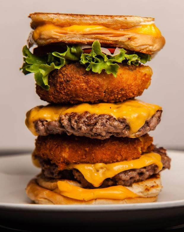 The Burger's Priest