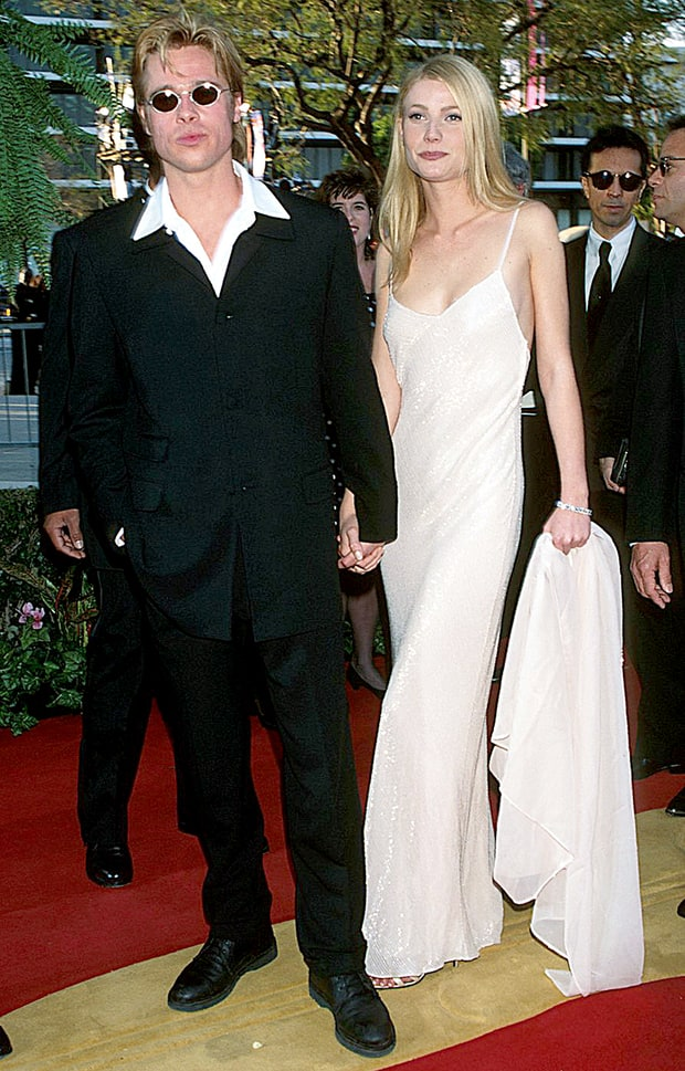 Brad Pitt Gwyneth Paltrow Naked 116