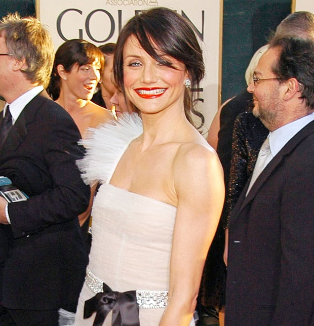 See What Cameron Diaz, Beyonce and More Stars Looked Like at the Golden Globes 10 Years Ago