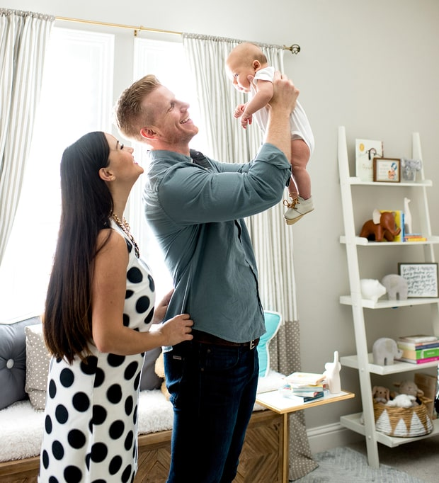 Sean Lowe and Catherine Giudici's Nursery Reveal — See the Pics