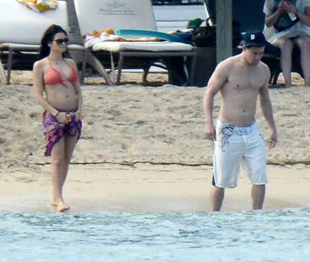 Jenna Dewan And Channing Tatum Baby Bump