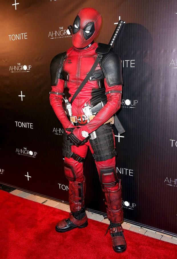 Chris Brown, Deadpool | All the Celebrity Halloween ... Victoria Beckham For Target