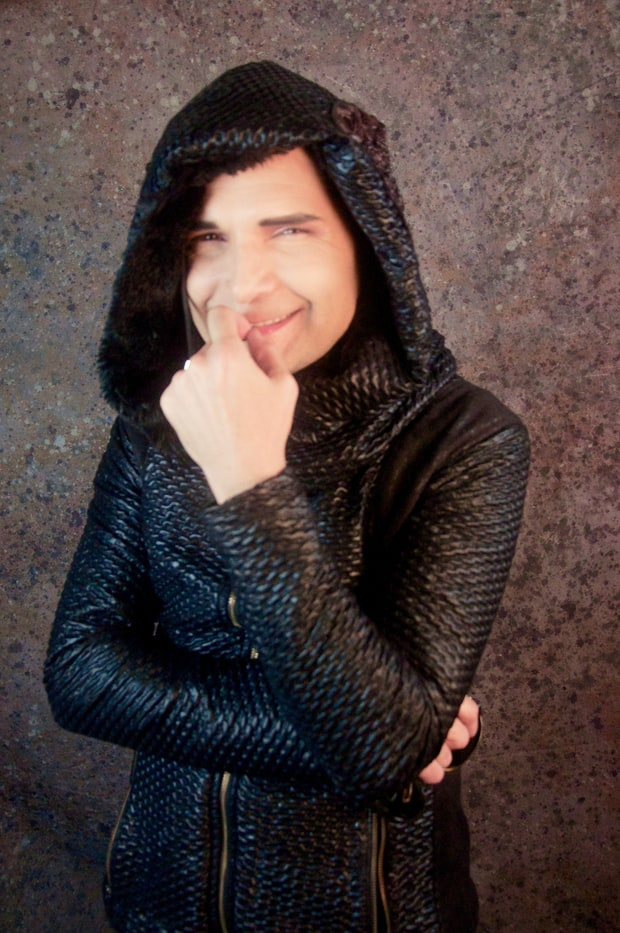 Corey Feldman Press Photo 2016