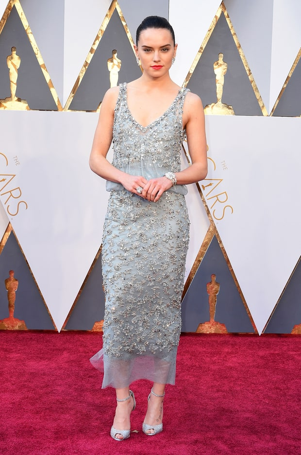 See what all the celebs wore to the 2016 Oscars at the Dolby Theatre ...