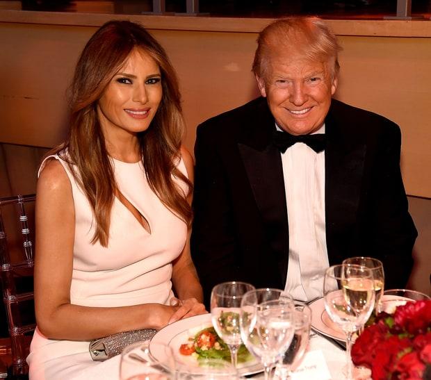 Donald Trump And Melania Wedding: Donald Trump's Family: His Kids