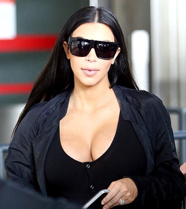 5d0e1e39081 celine black sunglasses kim kardashian