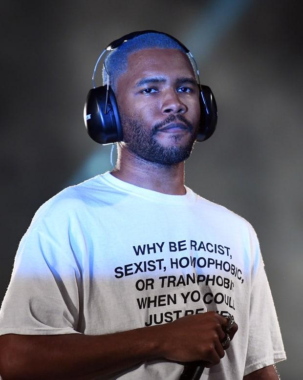 Frank Ocean T-Shirt at Center of Debate Over Tweet Copyright