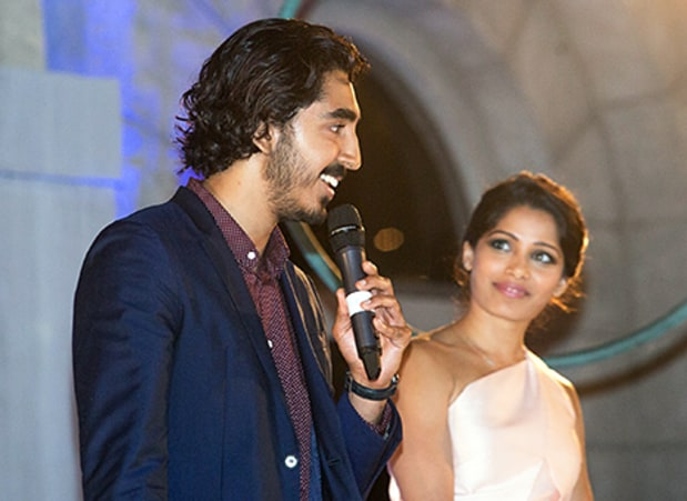 Dev Patel And F...