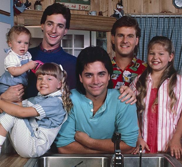 The full house family