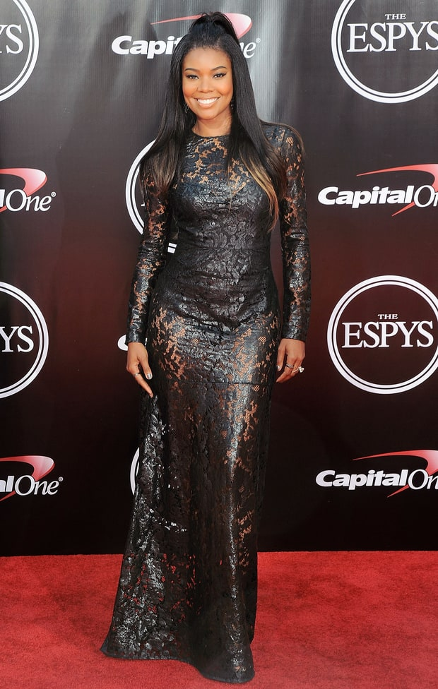 Gabrielle Union | ESPYS 2016 Red Carpet Fashion: What the ...
