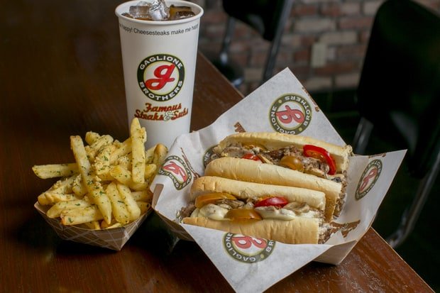Gaglione Brothers Famous Steaks & Subs — San Diego
