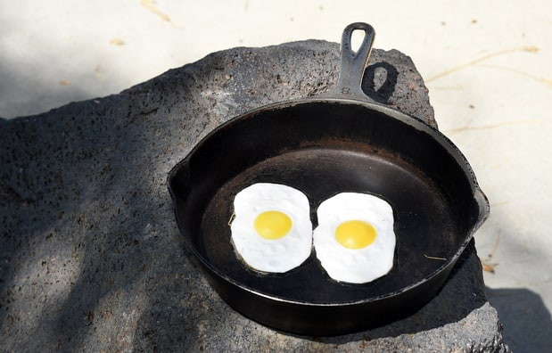 Add eggs to everything