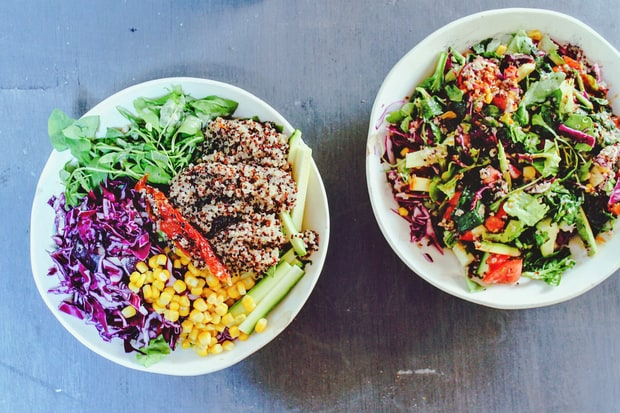 Make vegetables and grains the stars, not the sides