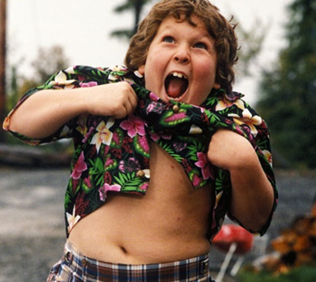 The Goonies Script  transcript from the screenplay andor