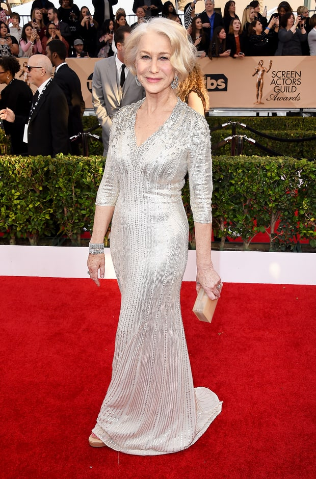 Best Red Carpet Fashion At The 2011 Sag Awards Julia Stiles Pictures ...