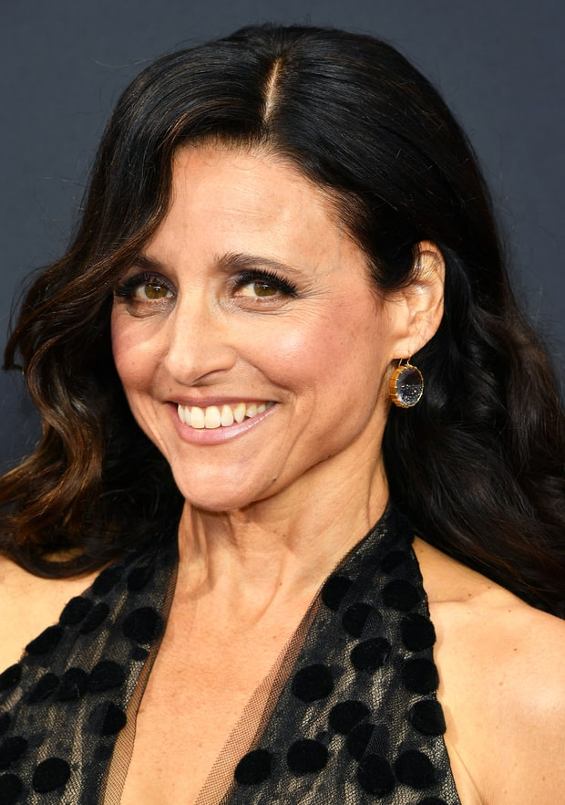 Julia Louis-Dreyfus' Nude Lip