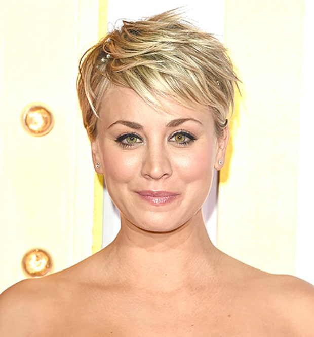 Image result for kaley cuoco quirky