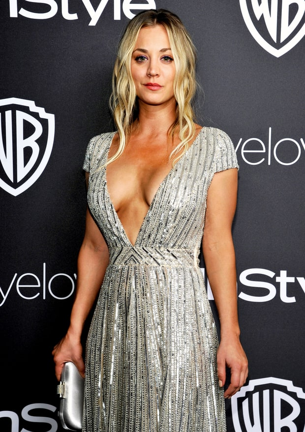 Golden Globes 2017 Afterparties Fashion: What the Stars Wore