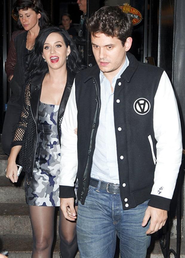 John Mayer Katy Perry Photoshoot