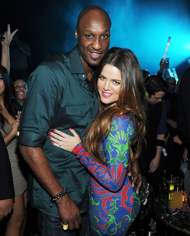Khloe and Lamar's Whirlwind Romance