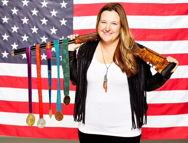 Image result for kim rhode olympics