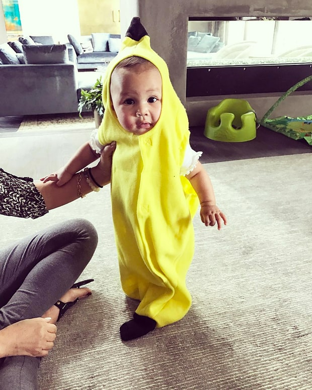 This Baby Is Bananas!