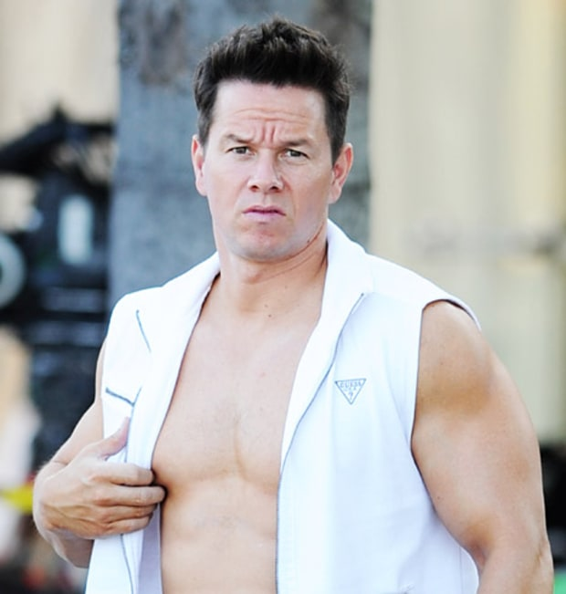 Mark Wahlberg Steroids mark wahlberg isn't taking steroids for beefed ...