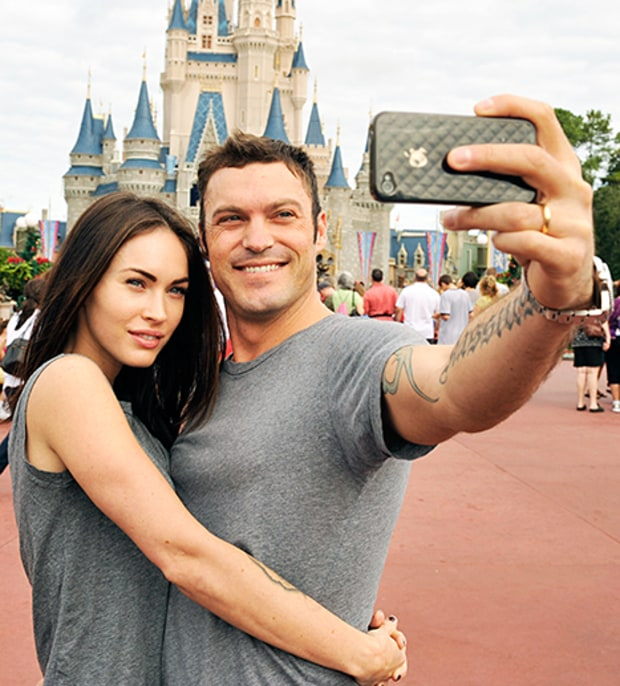Brian Austin Green married to