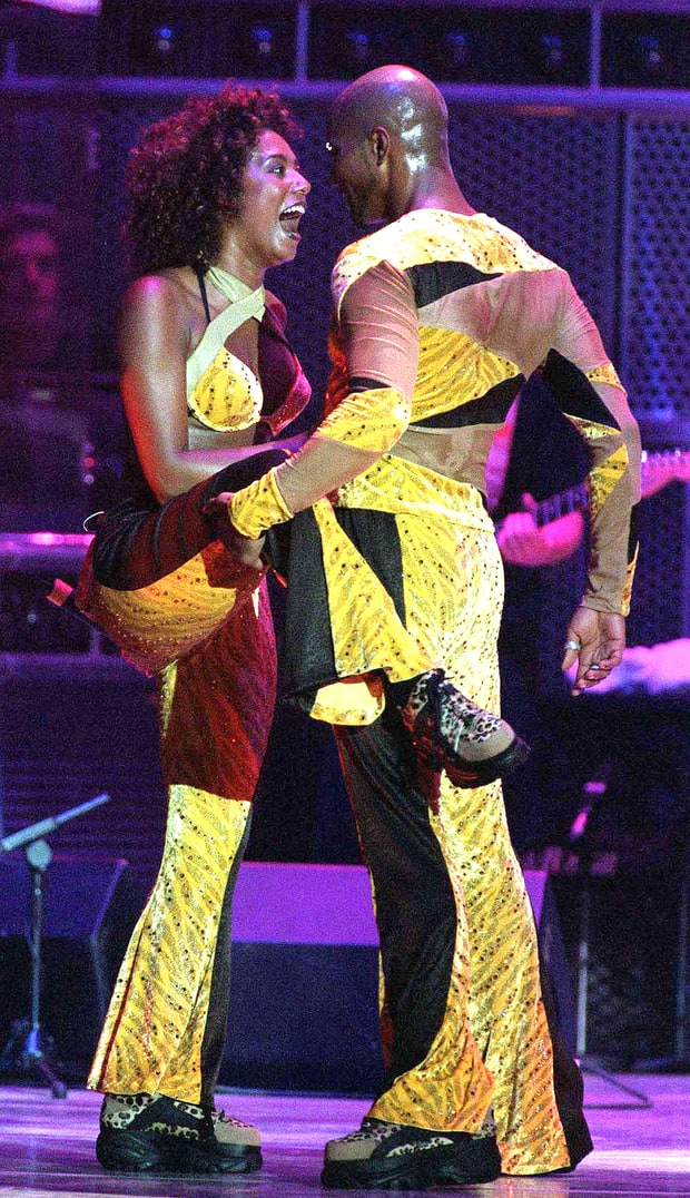 Spiceworld Tour Dancers