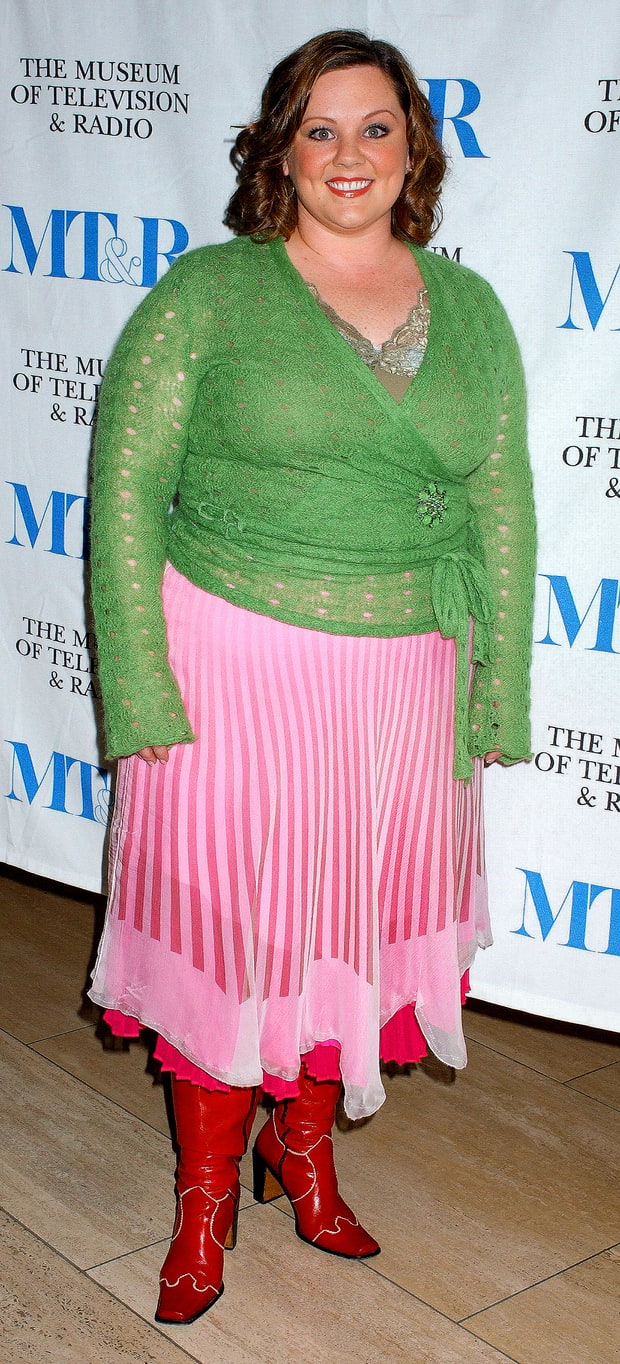 Melissa McCarthys Dramatic Transformation Through the