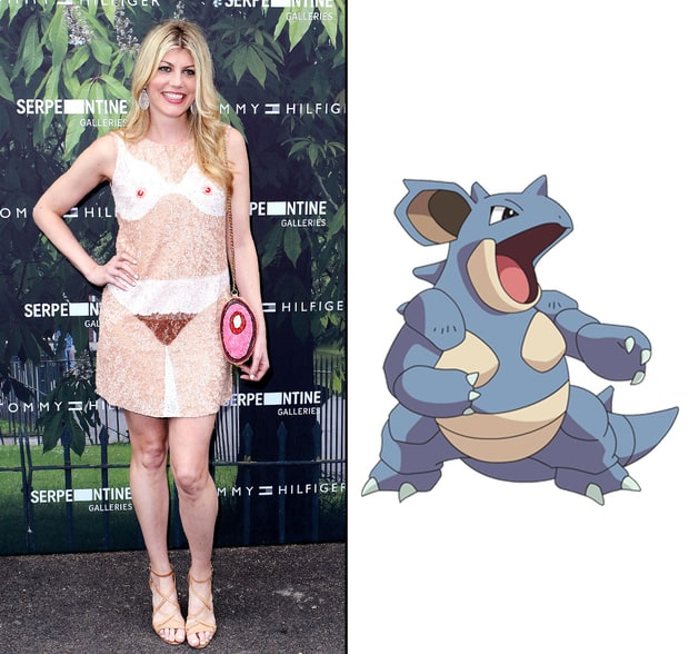 Meredith Ostrom as Nidoqueen