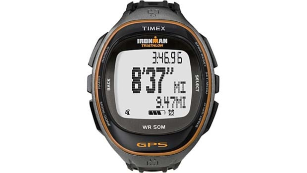 Timex Ironman Run Trainer with GPS and HRM