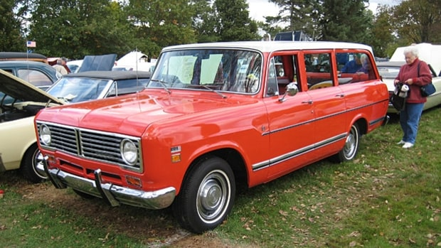 1969-1975 International Harvester Travelall