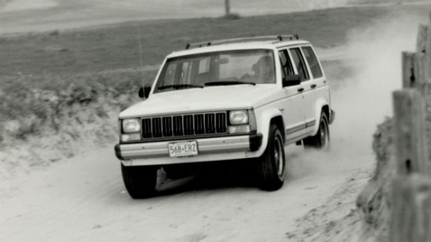 1984–2001 Jeep Cherokee XJ  The Coolest Vintage Jeeps of