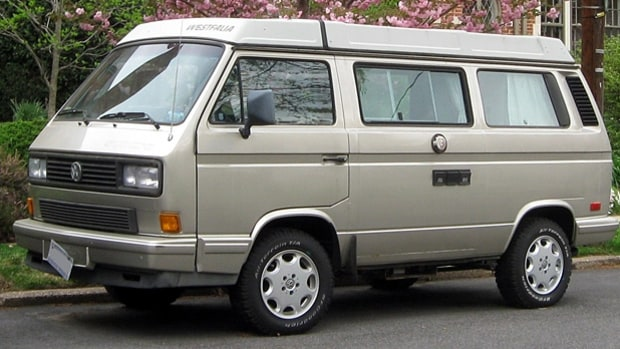 1986-1991 VW Vanagon Syncro
