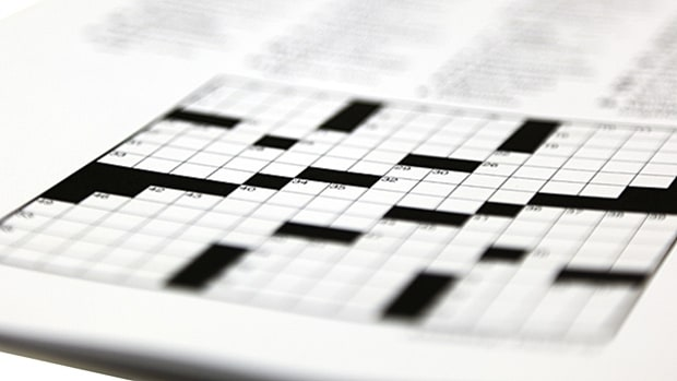 2. Do a Crossword