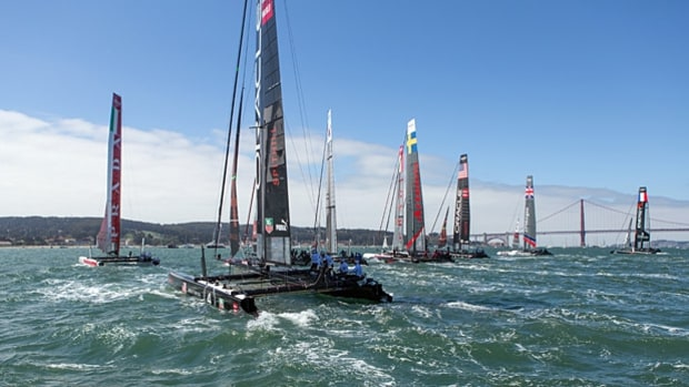 California: Yacht Racing, San Francisco Style
