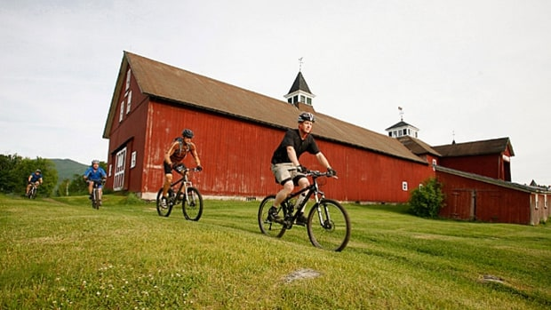 Vermont: Bike the Northeast Kingdom