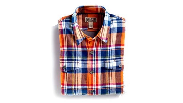 Duluth Trading Co. Flapjack Shirt