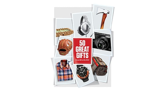 50 Great Gifts From $5 to $1,000