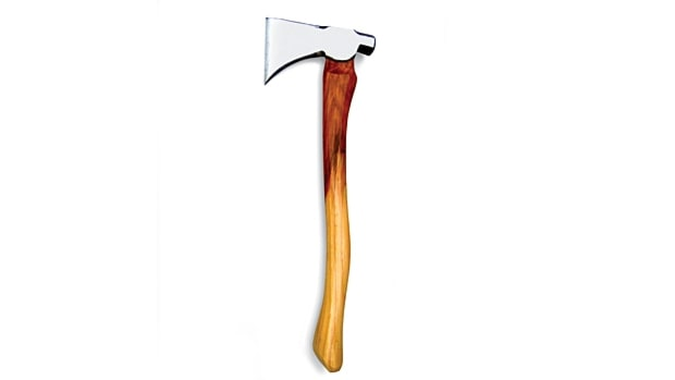 Naturalist Curved Hatchet