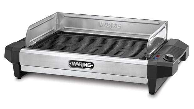 Waring Pro Cast-Iron Grill