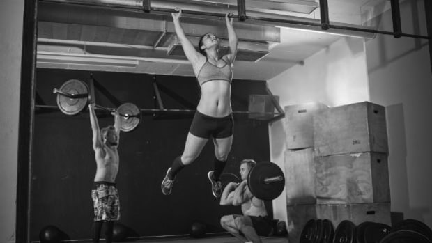 6 Fast Workouts to Help You Crush the CrossFit Open