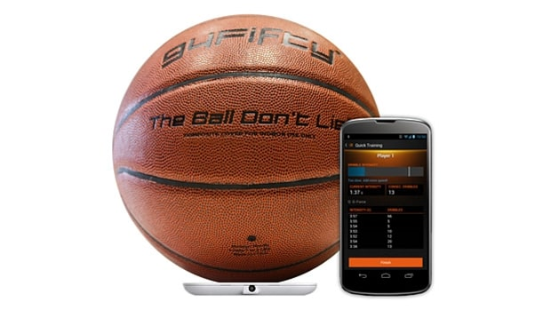 94Fifty Smart Sensor (Basketball)