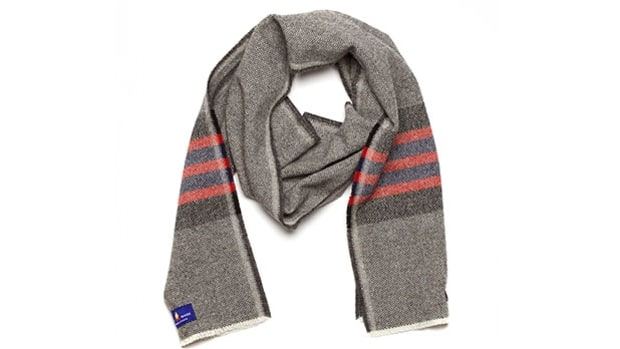 Best Made Company's Wool Lumberlander Scarf