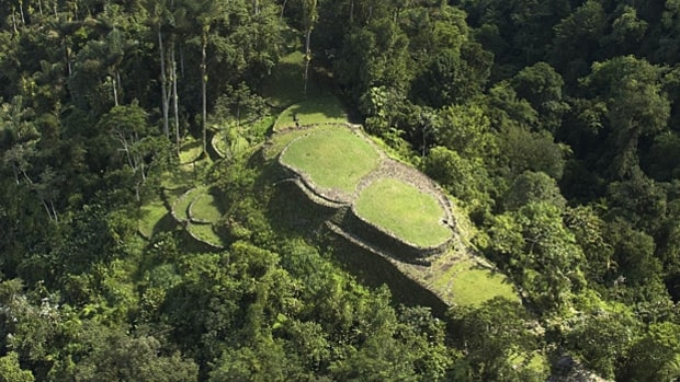 Hike up to Colombia's Lost City.
