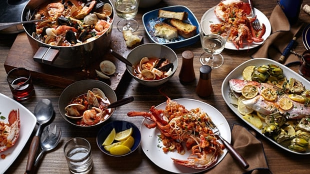 A Seafood Feast for the Holidays