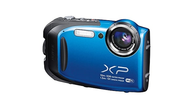 Advanced Point-and-Shoots: Fujifilm FinePix XP70