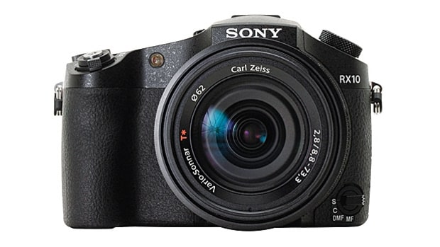 Advanced Point-and-Shoots: Sony DSC-RX10